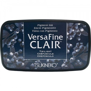 VersaFine Clair Pigment Ink - Twilight