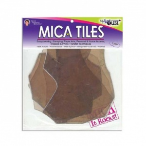 US Artquest Mica Tiles - 6in x 8in