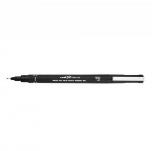Uni-ball Uni-Pin Black Fine Liner - 0.3