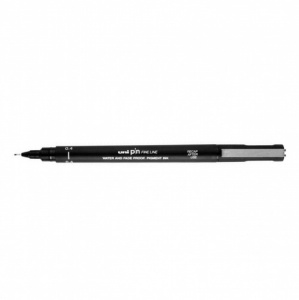 Uni-ball Uni-Pin Black Fine Liner - 0.4