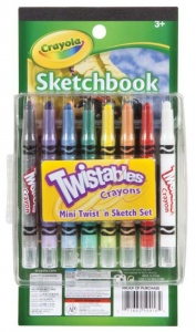 Crayola Mini Twist 'n Sketch Set