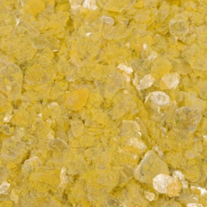 STAMPENDOUS! Frantage Mica Fragments - Yellow