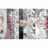 13 Arts 12ins x 12ins Paper Pack - Summer Rhapsody