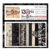 13 Arts 6ins x 6ins Paper Pack - His and Hers Remastered