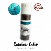 13 Arts Rainbow Color Duo - Turquoise