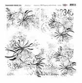 13 Arts Transparent Foil (Acetate) - Numbers