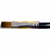 13 Arts Watercolour Brush - Flat - 12mm