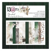 13 Arts 6ins x 6ins Paper Pack - Dreamland