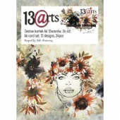 13 Arts A6 Paper Pack - End of Summer