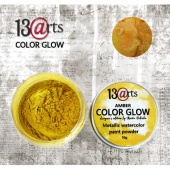 13 Arts Metallic Color Glow - Amber