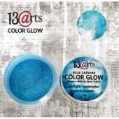 13 Arts Metallic Color Glow - Blue Saphire