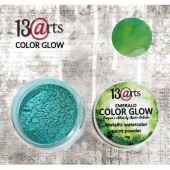 13 Arts Metallic Color Glow - Emerald
