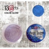 13 Arts Metallic Color Glow - Topaz