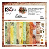 13 Arts 12ins x 12ins Paper Pack - Down Under