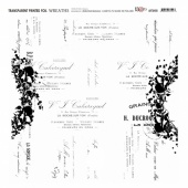 13 Arts Transparent Foil (Acetate) - Unforgettable - Wreaths