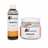 A1 Creatives Resin - Graphite