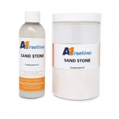 A1 Creatives Resin - Sand Stone