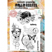 AALL & Create A4 Stamp Set #449 - Through the Meadows