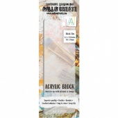 AALL and Create Acrylic Block - Border