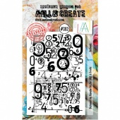 AALL and Create A7 Stamp Set #382 - Decimals