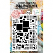 AALL and Create A7 Stamp #375 - Reverse Squares