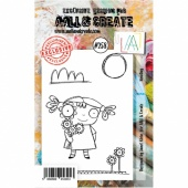 AALL and Create A7 Stamp Set #258 - New Day