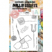 AALL and Create A5 Stamp Set #272 - Thankful Petals