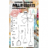 AALL and Create Stamp Set #281 - Happiness and Nature