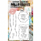 AALL and Create Stamp Set #282 - Frame It