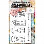 AALL and Create Stamp Set #283 - Homebody