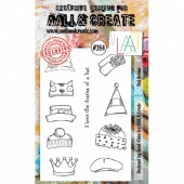 AALL and Create Stamp Set #284 - Hat Drama