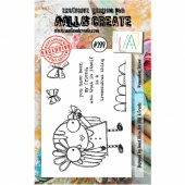 AALL and Create A7 Stamp Set #299 - Tremendous Friends
