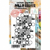 AALL and Create A7 Stamp Set #310 - Bubble Block