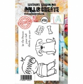 AALL and Create A7 Stamp Set #316 - Oh Boy
