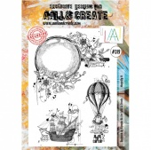 AALL & Create A4 Stamp #319 - Magnify It