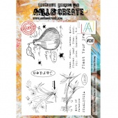 AALL & Create A4 Stamp #320 - Plant your Dreams