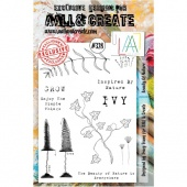 AALL and Create A5 Stamp Set #328 - Beauty of Nature