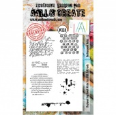 AALL and Create Stamp Set #338 - Background Noise