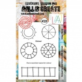 AALL and Create Stamp Set #339 - Colour Theory