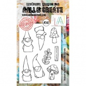 AALL and Create Stamp Set #347 - Gnomes