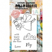 AALL and Create A7 Stamp Set #357 - Fly
