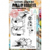 AALL and Create A5 Stamp Set #370 - The Great Outdoors