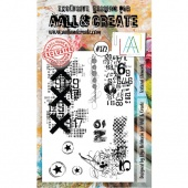 AALL and Create Stamp Set #372 - Textural Elements