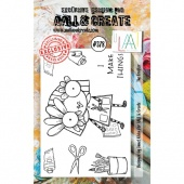 AALL and Create A7 Stamp Set #378 - The Crafter