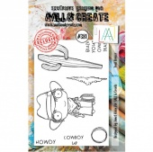 AALL and Create A7 Stamp Set #381 - Trail Blazer