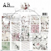 AB Studio Paper Set - Breeze of the Forest