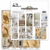 AB Studio Paper Set - Rustical Journey