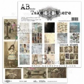 AB Studio Paper Set - Take Me There