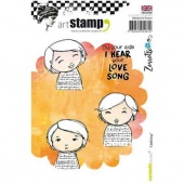 Carabelle Studio Stamp Set - Little Boy by Zorrotte - SA60358E