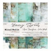 Craft O'Clock 12x12 Paper Pack - Hazy Street